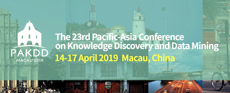 Knorex Research Paper Accepted for Presentation at the PAKKD 2019 Conference at Macau, China 3