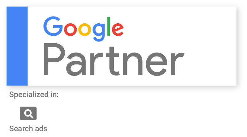 Knorex Earns Google Partner for Search Advertising Status 1