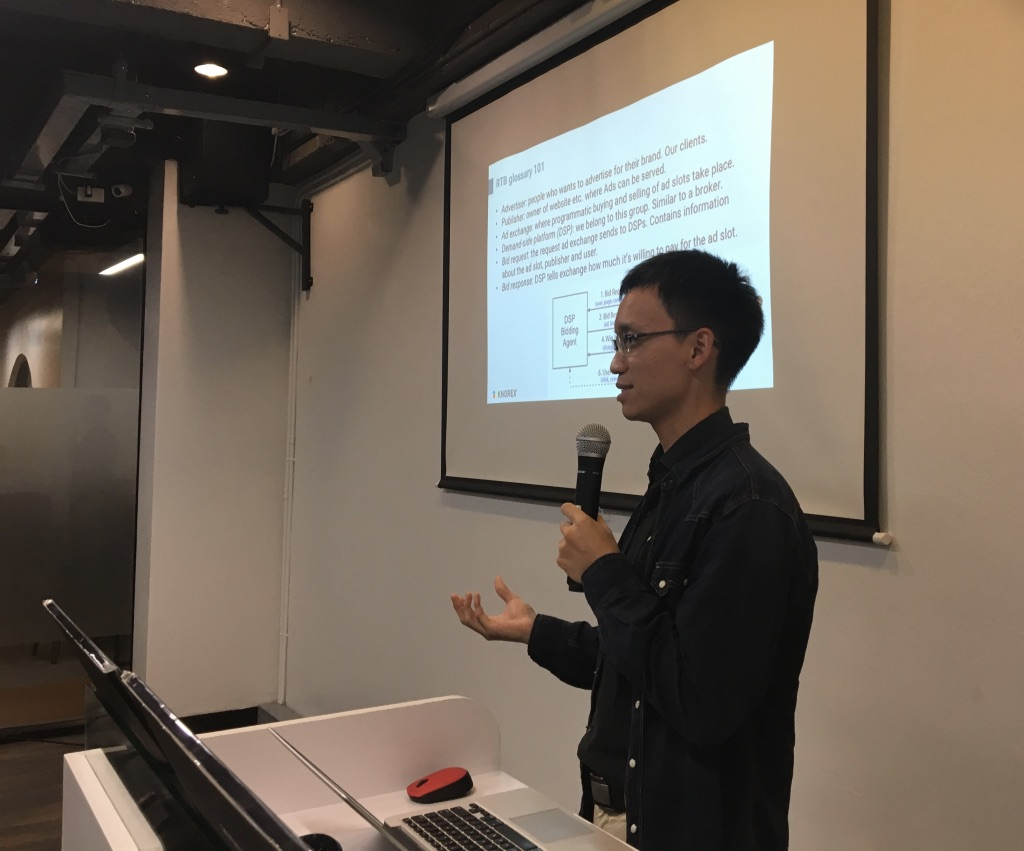 Knorex Joined Data Science Event in Bangkok 5