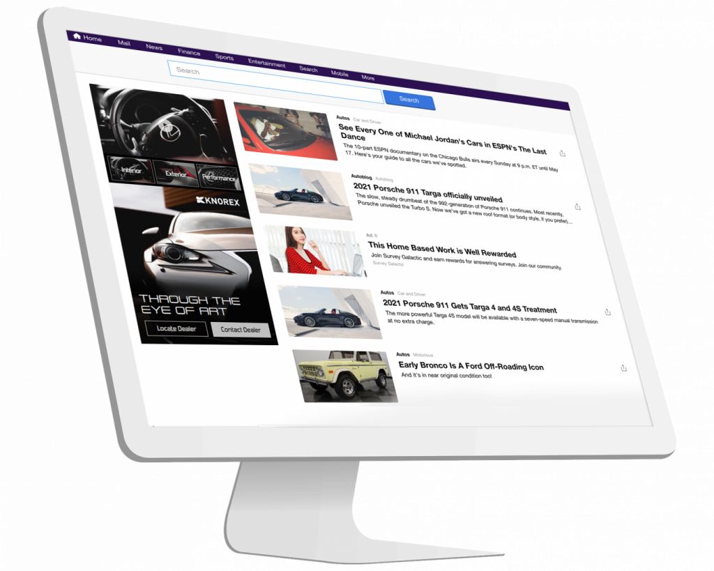 Automotive Advertising | Marketing Cloud Platform for Car Sales & Auto Dealerships 1
