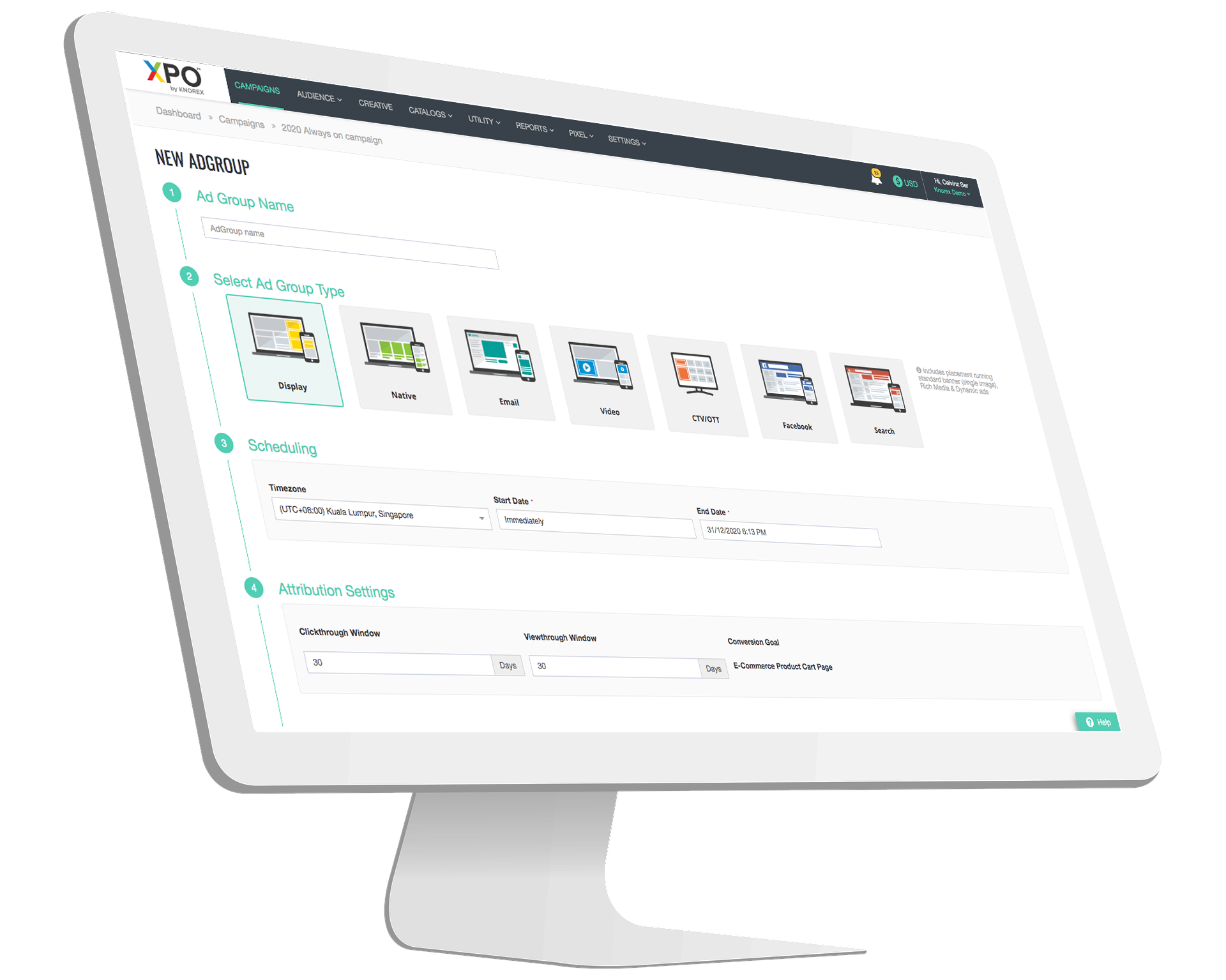 XPO :: The Ultimate Marketing Cloud Platform for Full Digital Marketing Execution 1