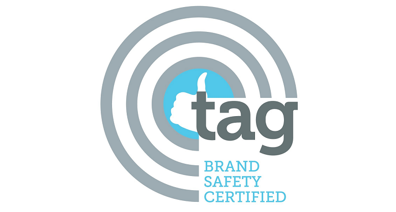 brand safety certified TAG logo
