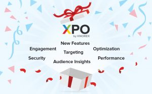2020 features in XPO